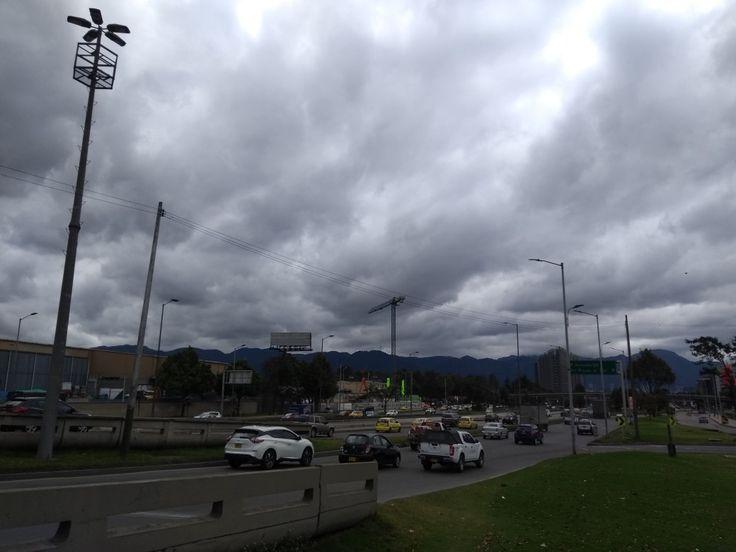 Avenida El Dorado con Avenida Boyacá, en Bogotá.