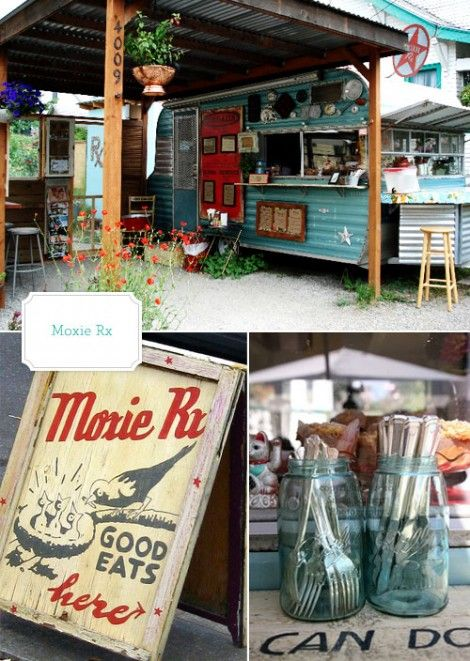 Great idea if you're running a store, or if you just need to create an annex area / trailer cover because you live in a super rainy place like I do! http://www.tow-trucks-for-sale.com http://food-trucks-for-sale.com