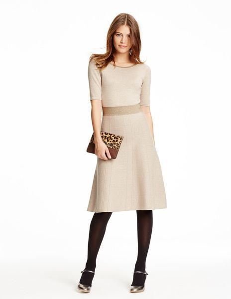 Milano Dress WH687 Smart Day Dresses at Boden