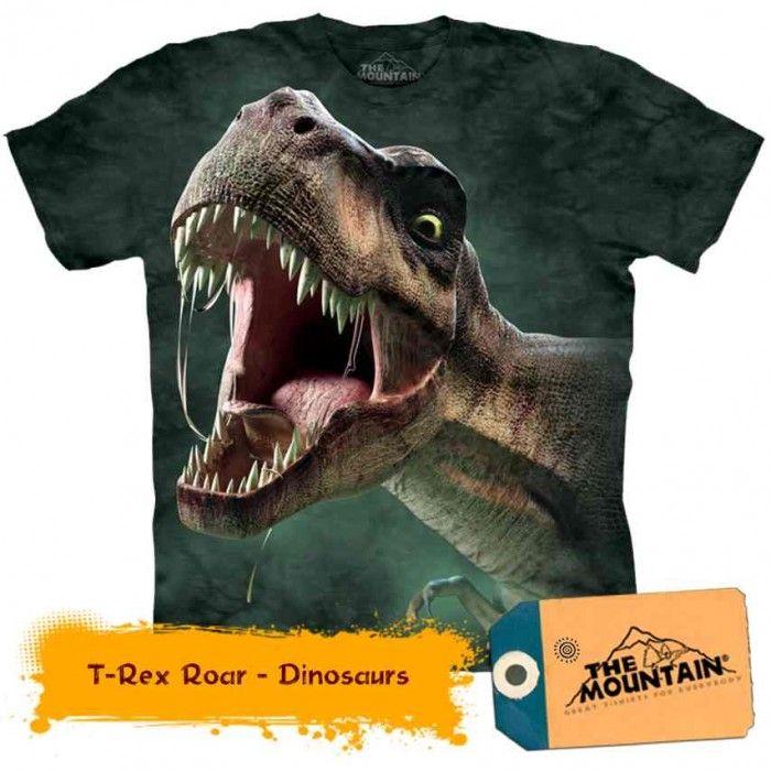 Tricouri The Mountain – Tricou T-Rex Roar