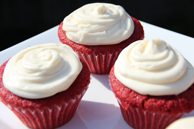 . Red Velvet Cupcakes (1)