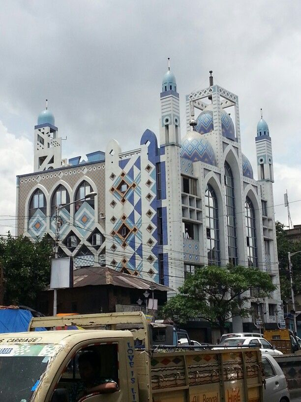 Moschea a #Kolkata