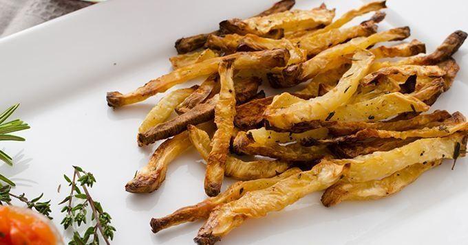 La frite de céleri donne envie - Cuisine AZ