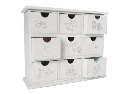 Wooden Needlework Storage Box at LAURA ASHLEY