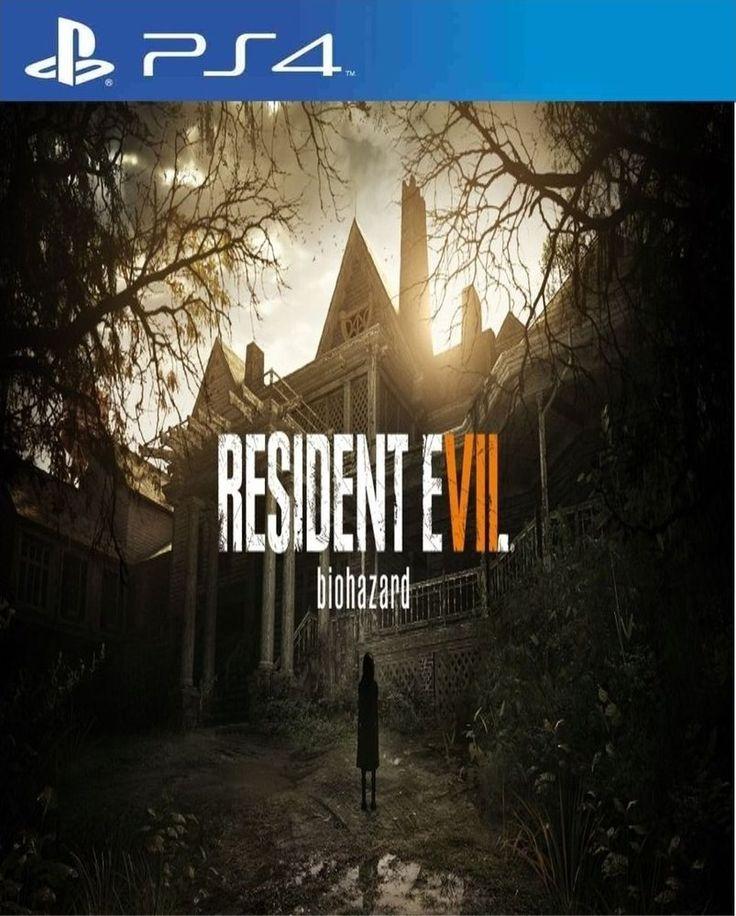 Game Resident Evil 7 - PS4