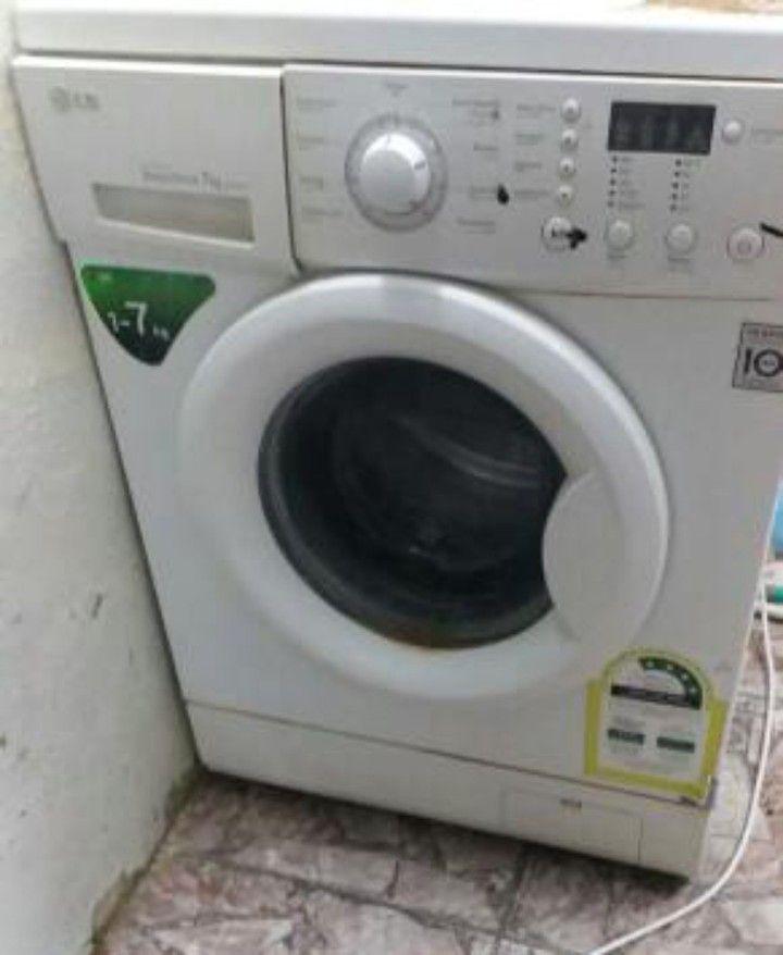 للبيع غساله اتوماتيك شغاله Laundry Machine Washing Machine Home Appliances