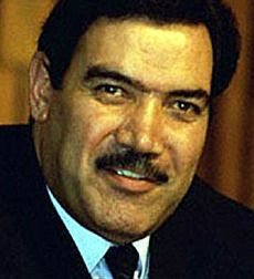 This Mohammad Najibullah. He was mentioned many times in the novel but he surrendered on page 159