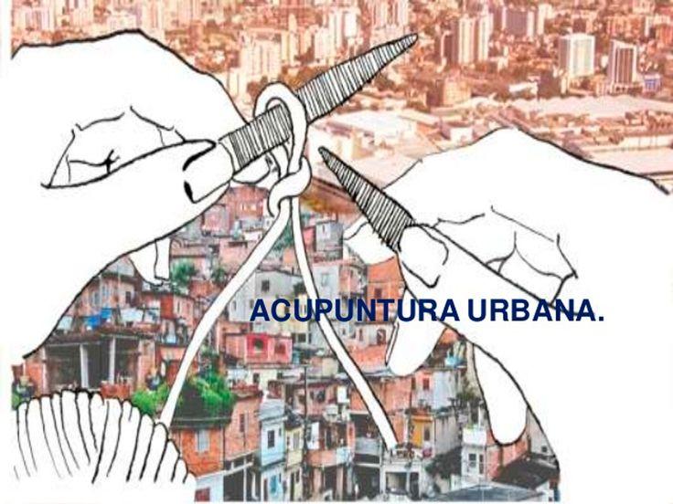 """JAIME LERNER """"ACUPUNTURA URBANA"""""""