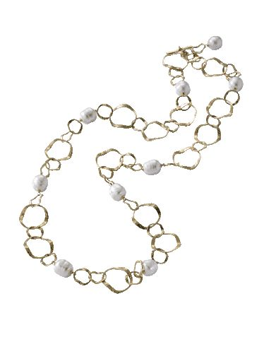 #Majorica #WaveNecklace  #Pearls  #Jewelry