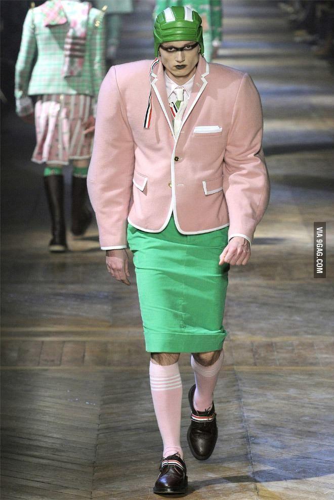 Oh Fashion…