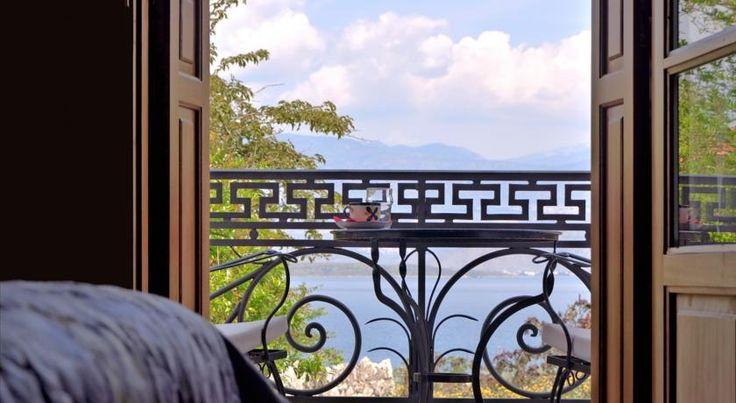 €54 Το Archontiko Art Hotel βρίσκεται στο γραφικό Γαλαξίδι, σε απόσταση 200μ. από το κέντρο της πόλης.
