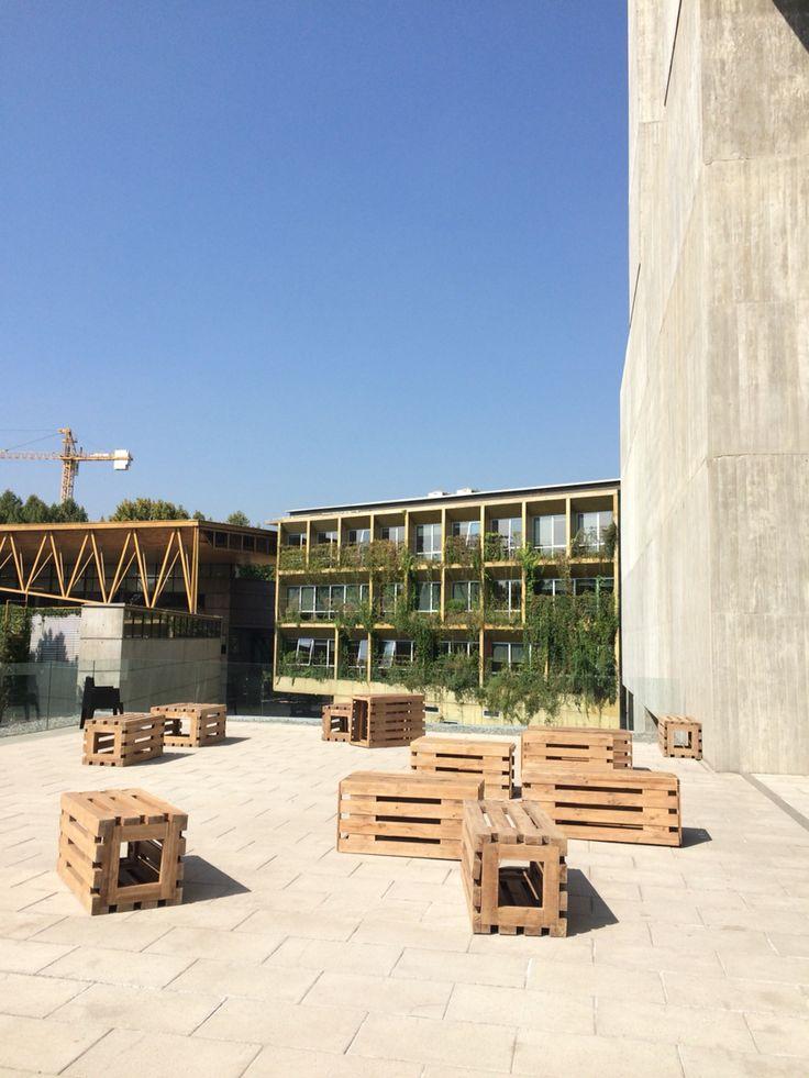 Centro de innovación - Campus San Joaquín - Santiago, Chile
