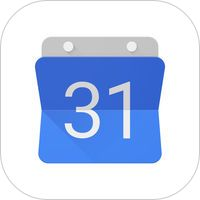 Google Calendar: make the most of every day by Google, Inc.