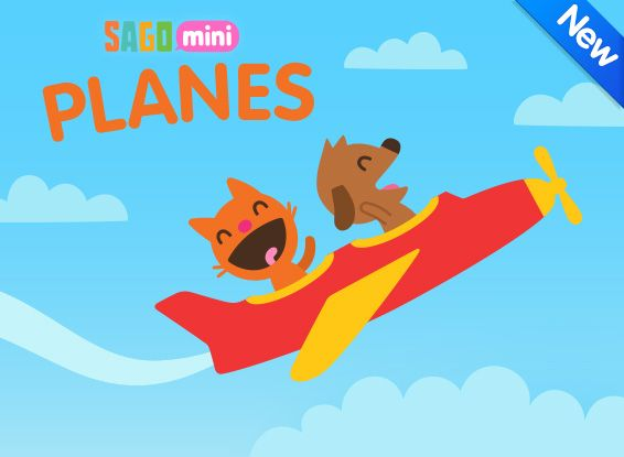 Learn more about our thoughts behind Sago Mini Planes.