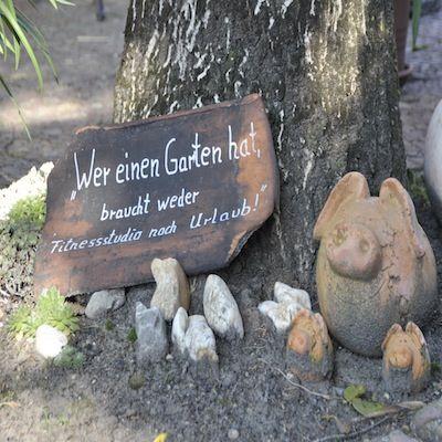 Das ist das Motto von Frau Großerichter aus Herbern, Kreis Coesfeld.