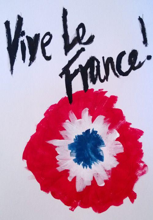 Hommages pour les terribles et tristes événements dans Paris (les 6 attentats kamikaze) du 13 novembre 2015...