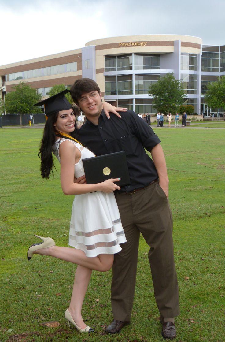 Graduation Picture Idea for couples- UCF