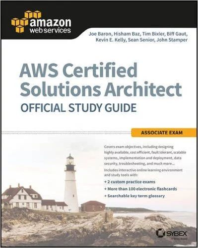 Click Here to win a FREE COPY of the AWS Certified Solutions Architect Official Study Guide - Associate Exam!  IaaS Academy are giving away one free copy of a lucky winner.   A must for anyone looking to their the AWS Certification Exam! http://iaasacademy.com