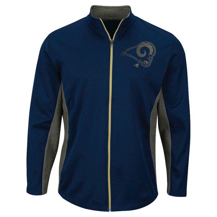 St. Louis Rams Men's Activewear Sweatshirt Xxl, Multicolored