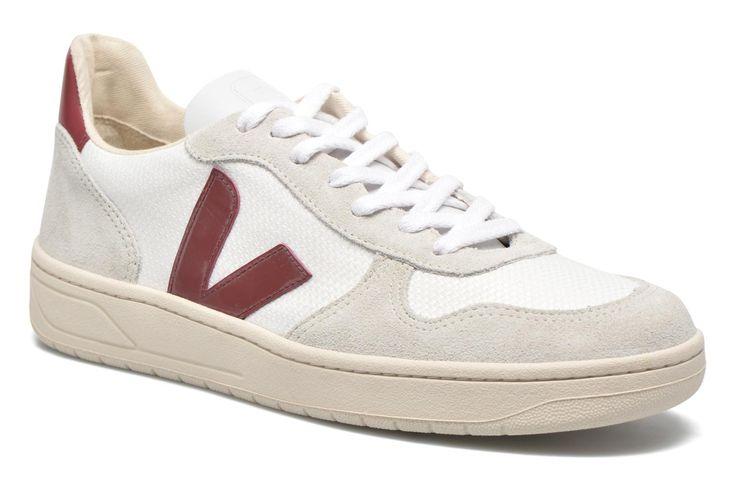 Veja V-10 Wit - Sneakers bij Sarenza.nl (269024)