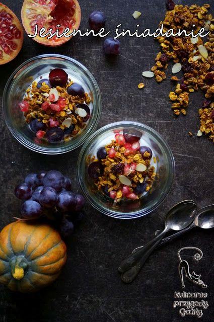 Kulinarne przygody Gatity: Jesienne śniadanie