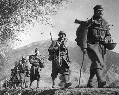 Albany 1940, italian infantry - pin by Paolo Marzioli