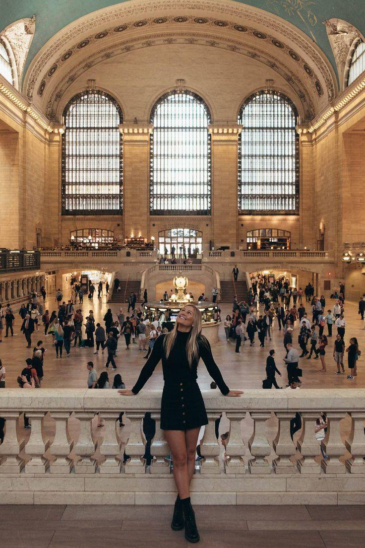 New York ist eines meiner Lieblingsziele. Es gibt …