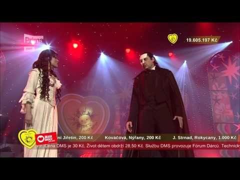 Marian Vojtko a Michaela Gemrotová - Fantom opery ( muzikál Fantom opery...