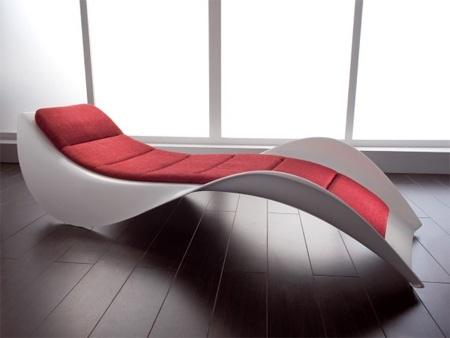 Long reclining chair!