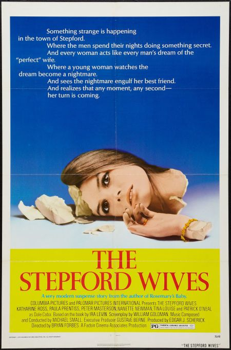 "Movie Posters:Science Fiction, The Stepford Wives (Columbia, 1975). One Sheet (27"" X 41""). Science  Fiction.. ... (Total: 1 Item)"