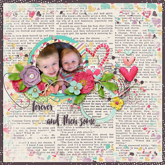 Forever and Then Some - Scrapbook.com