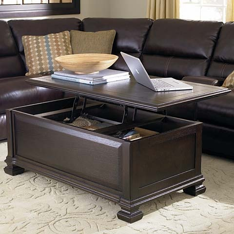 Chesterfield Sofa Lift Top Coffee Tablecoffee Table With