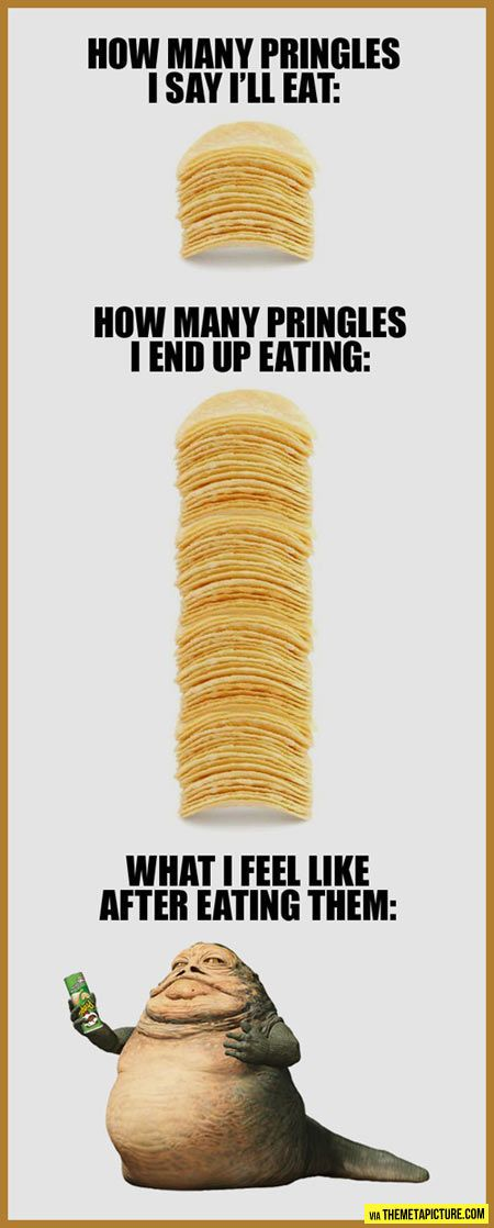 Just one more chip...