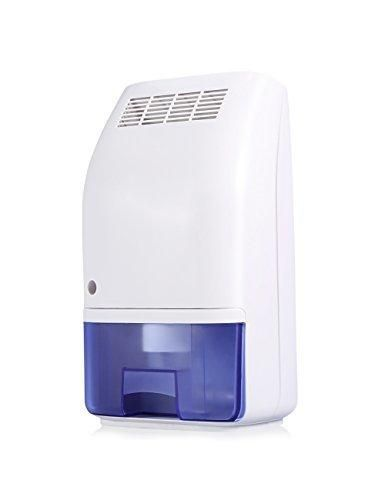 Dehumidifier 700ml Tank Large Air Inlet up to 215 Square Feet per Day Ultra Quiet Lightweight Portable Dehumidifier