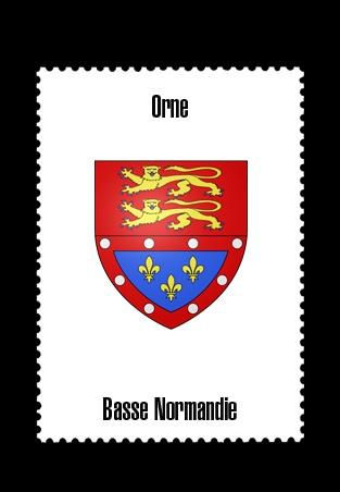 France • Basse Normandie • Orne