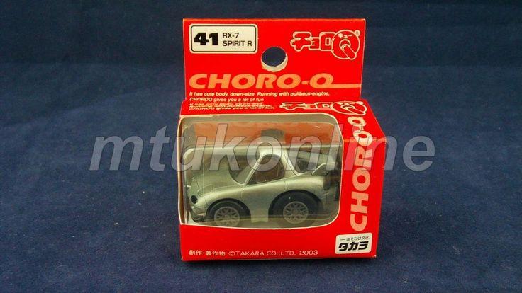 CHORO-Q STANDARD 2003 | MAZDA RX7 FD3S SPIRIT-R 2002 | NO.41 | LAST ONE