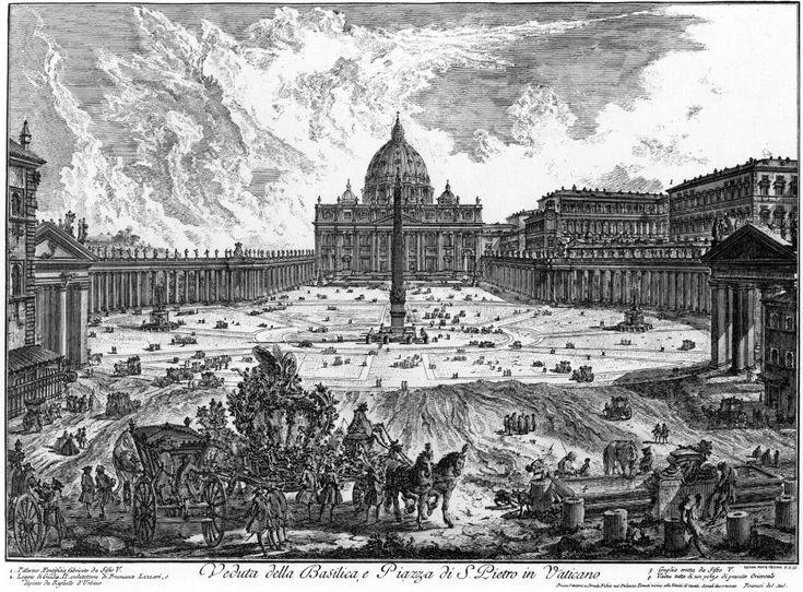 гравюры Рима