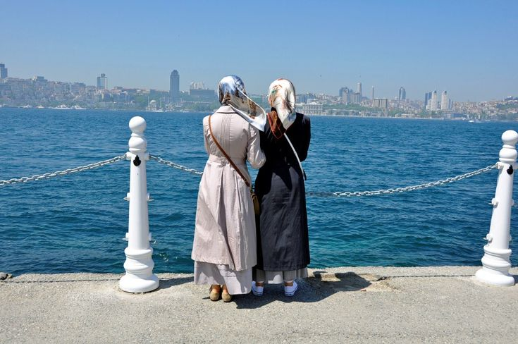 On the Asian side of Istanbul…