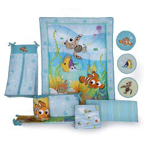Nemo Crib Bedding Toys R Us