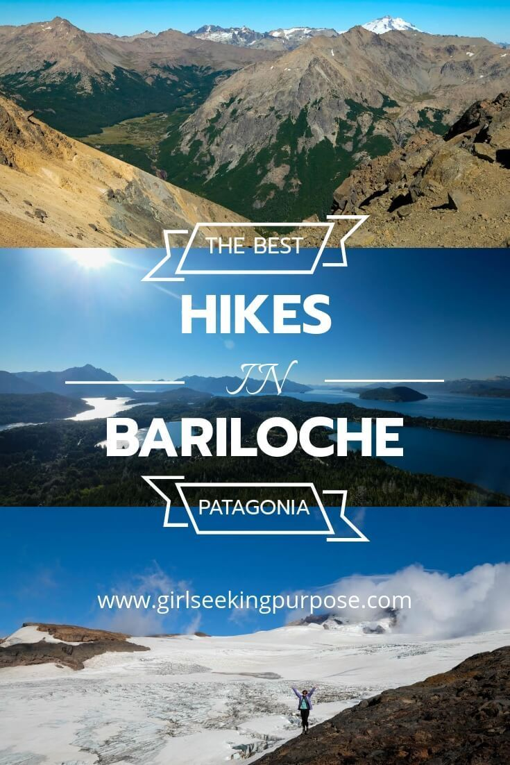 The Best Hikes In Bariloche With Images Best Hikes Bariloche