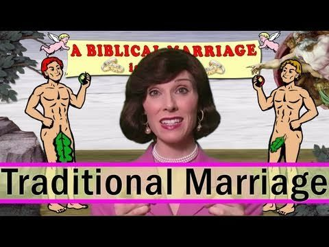 """Mrs. Betty Bowers, """"America's Best Christian"""" explains what marriage SHOULD be according to the """"Bible""""...LOL!!!"""