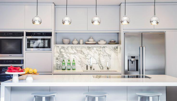 95 beste afbeeldingen van keukens modern kitchenette - Moderne apparaten ...