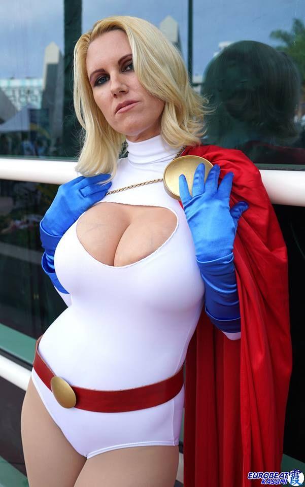 Az Powergirl Cara Nicole | Cosplay - Power Girl | Cara ...