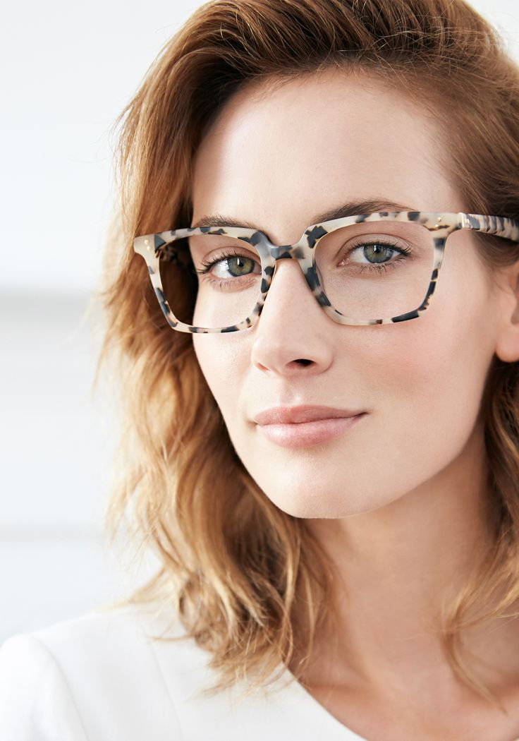 How to choose glasses for heart shaped faces