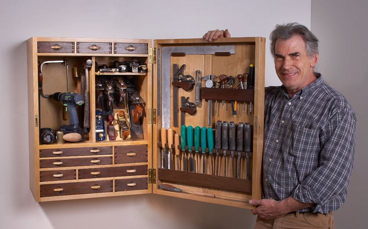 Tool Cabinet Grand Prize in Popular Woodworking Sweepstakes - Popular Woodworking Magazine