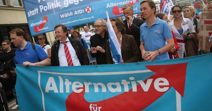 Γερμανία: Δυσαρέσκεια και νεύρα στην «Αριστερά» για την επιτυχία του πατριωτικού «AfD»