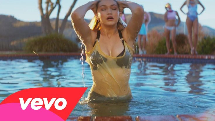 perfect NYC Summer day track- Calvin Harris' beautiful 'How Deep Is Your Love' in this video featuring one of my favorite models, the gorgeous Gigi Hadid.