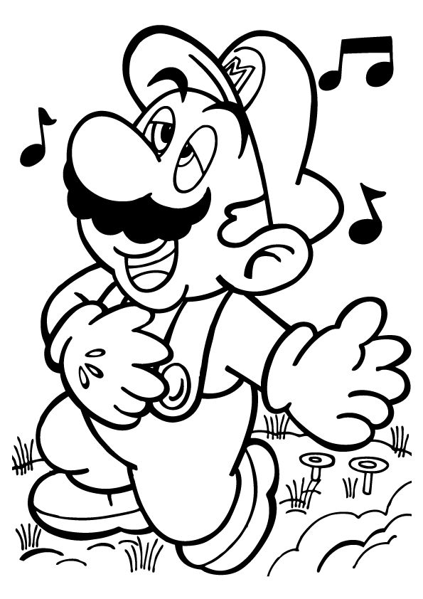 70 best Super Mario images on Pinterest | Coloring sheets ...