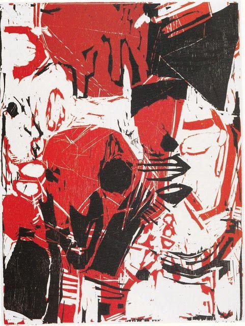 Rot - Rot - Grau, Heinz Kreutz, 1962