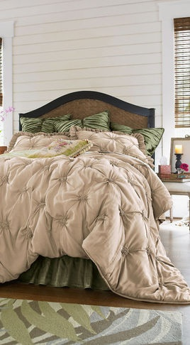 Mediterranean Bedroom Products ~ coverlet